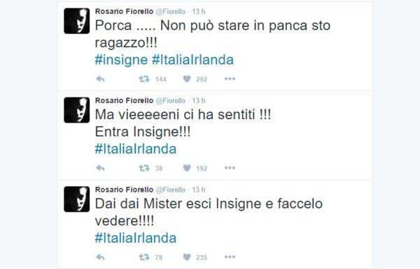 tweet insigne fiorello