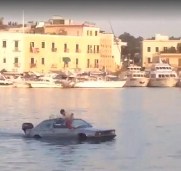 auto barca