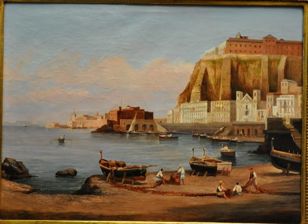 Castiglione Giuseppe (Napoli,1829- 1908)