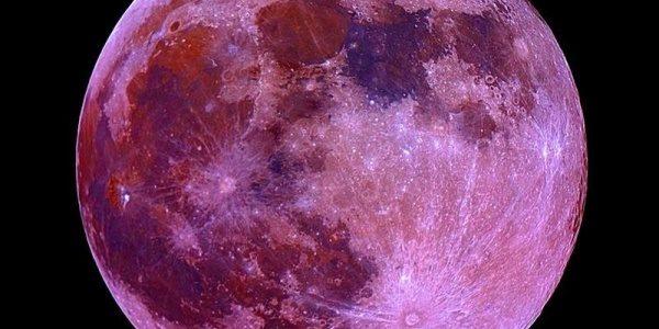 luna rosa luna di fragola