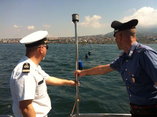 sequestro mitili guardia costiera torre del greco frutti di mare