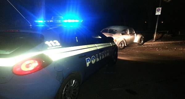 agente polizia morto