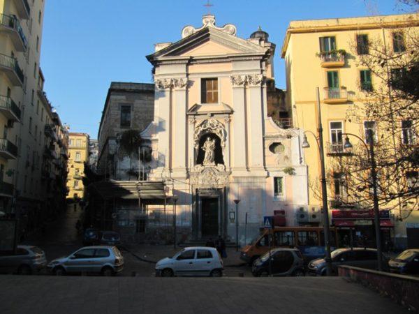 chiesa del Rosariello alle Pigne