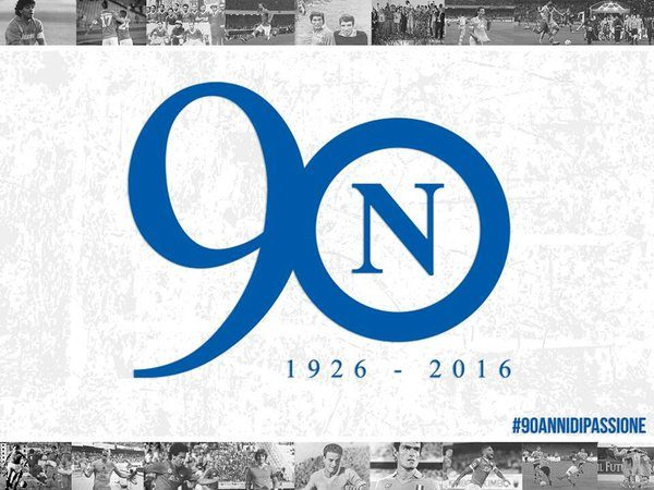 90 anni Napoli