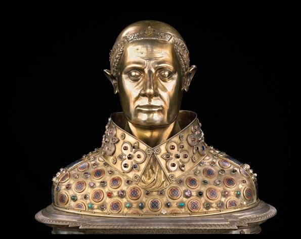 Busto reliquiario di San Gennaro - Duomo - Cappella del tesoro