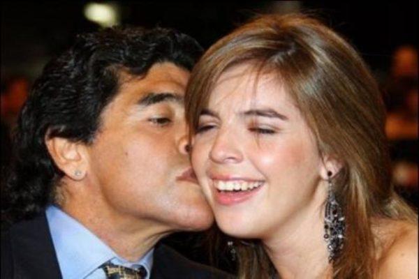 Maradona e Dalma