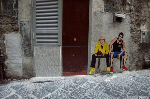 Murales Dolce & Gabbana