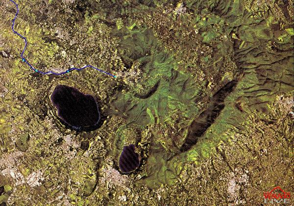 colli albani vulcano