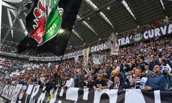 Juventus curva
