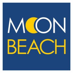 moon beach icona