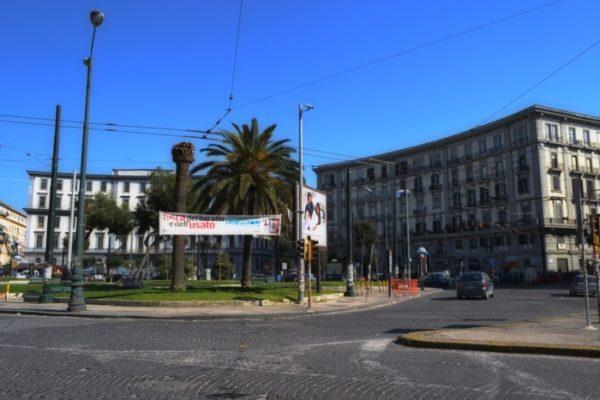 piazza carlo III