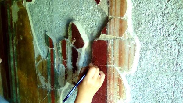restauro villa arianna scavi di stabia