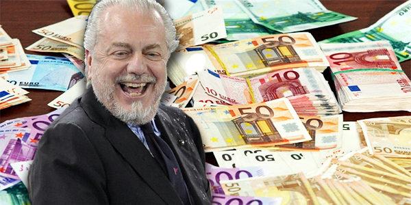 De Laurentiis soldi