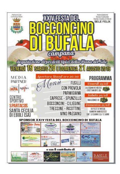 Festa del bocconcino di bufala