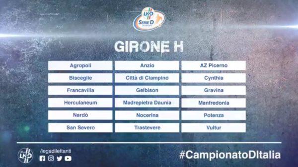 Girone H serie d