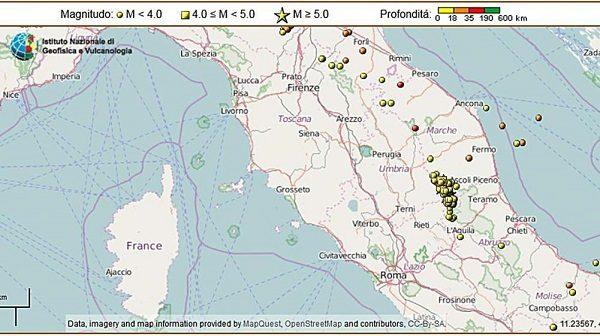 bufale terremoto