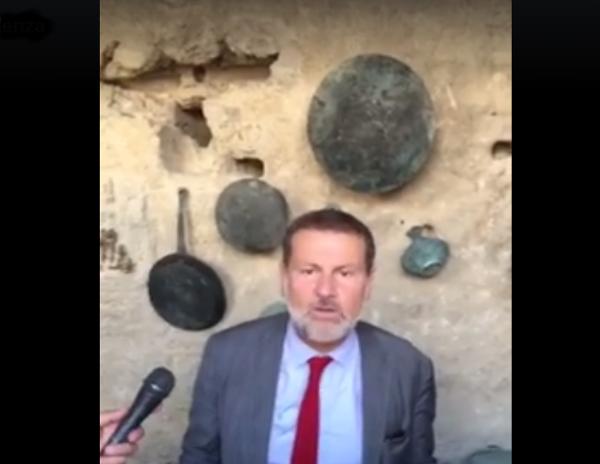 Pompei, torna in funzione l'antica cucina
