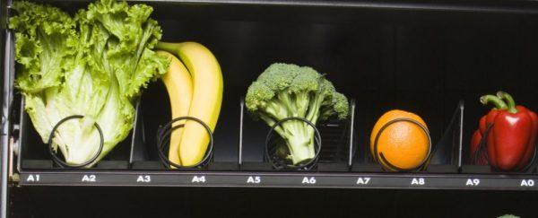 Distributore frutta e verdura