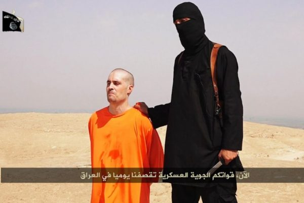 james foley isis