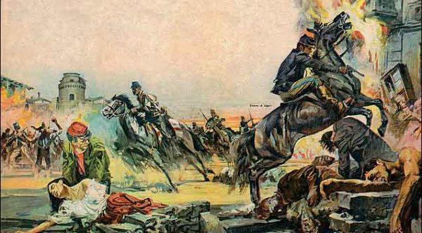 Invasione e stermini al Sud, i Carabinieri riscrivono il Risorgimento: pagina cancellata