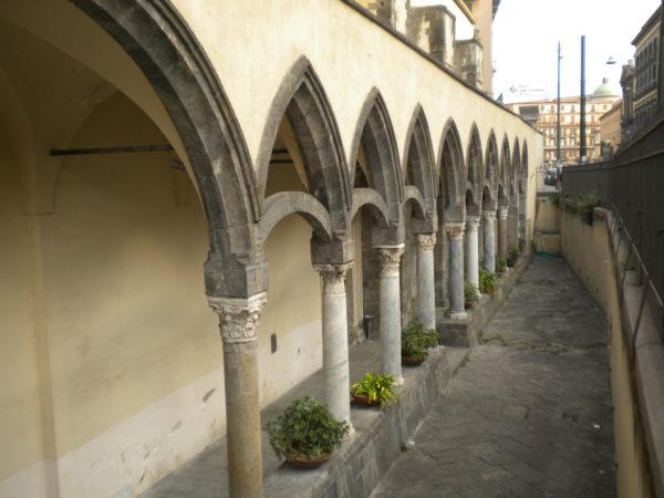 Chiesa di Santa Maria Incoronata - via Medina, Napoli