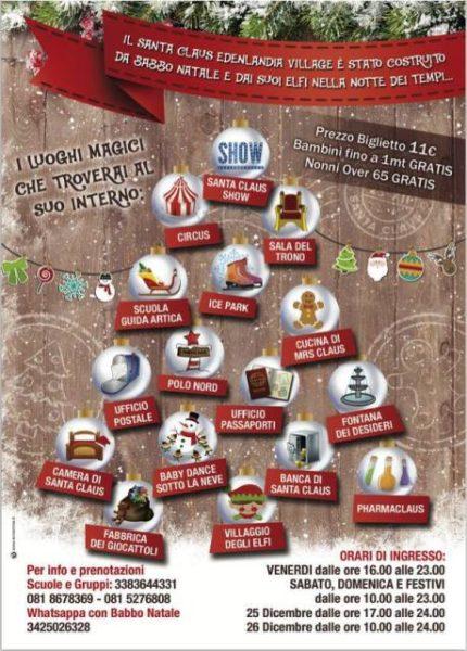 Edenlandia - villaggio di Babbo Natale