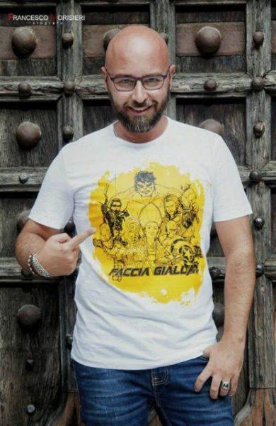San Gennaro faccia gialla