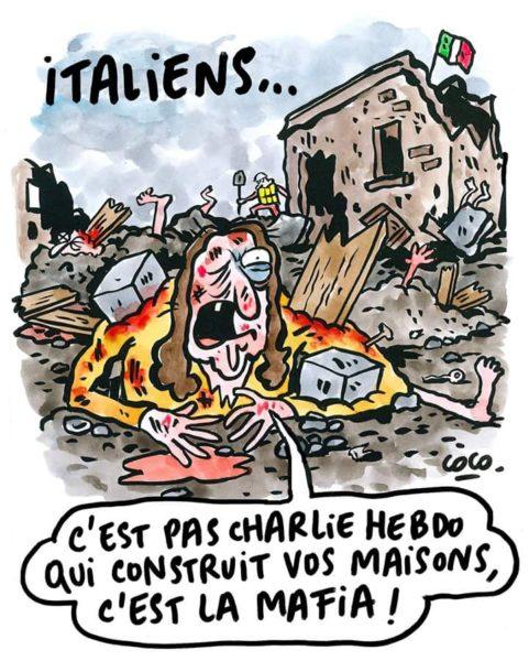 Terremoto all'italiana, rettifica
