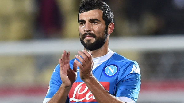 MODENA, ITALY - SEPTEMBER 23: Raul Albiol of Napoli after the Serie A match between Carpi FC and SSC Napoli at Alberto Braglia Stadium on September 23, 2015 in Modena, Italy. (Photo by Giuseppe Bellini/Getty Images)