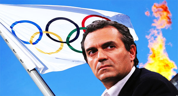 de magistris olimpiadi