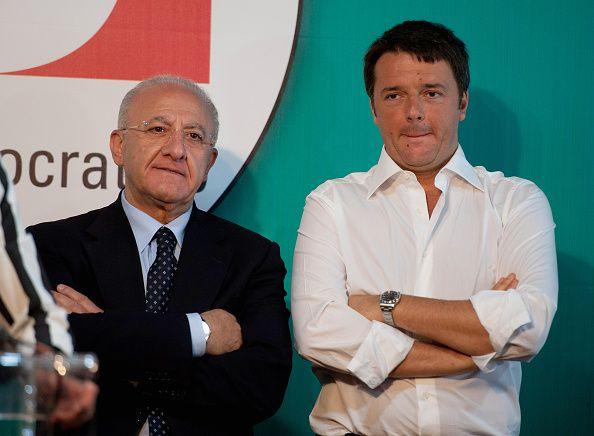 Renzi a Battipaglia per vistiare la sede FOS del gruppo Prysmian