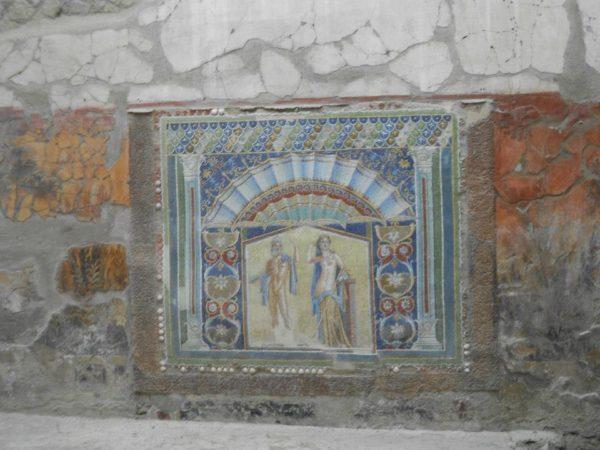 Mosaico di Nettuno e Anfitrite