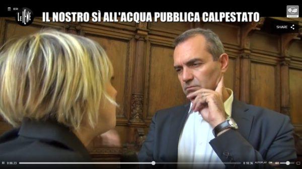Nadia Toffa Luigi De Magistris