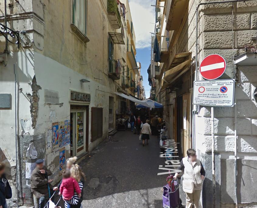 Strada Falanga - Torre del Greco