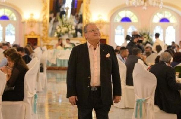 Scompenso cardiaco per il Boss delle Cerimonie ma risponde bene alla terapia