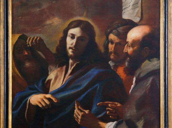 Mattia Preti - Cristo e la moneta