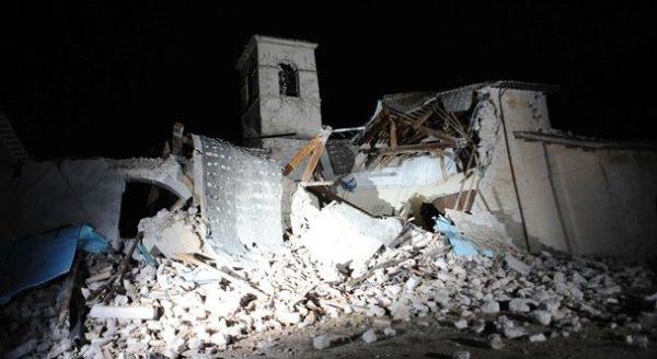 Terremoto in Italia Centrale Monitoraggio costante Prefettura a Terni