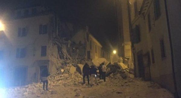 Terremoto, morto per infarto a Tolentino