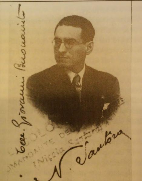 """Giovanni Buonajuto, foto da """"Ercolano profili e figure"""", di Ciro Parisi"""