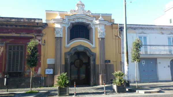 Chiesa S. Maria del Pilar