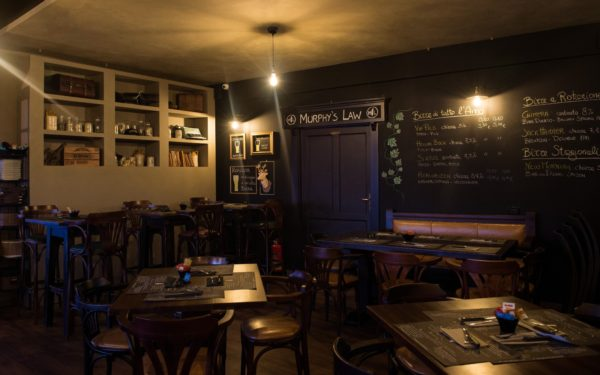 Murphy's Law Pub Vico Equense interni