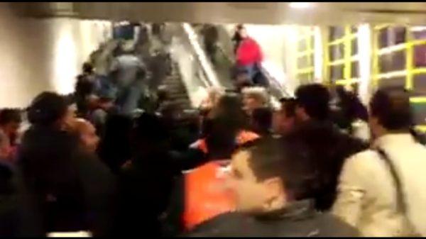 Tensione a Istanbul: scontri tra tifosi di Besiktas e Napoli, un ferito