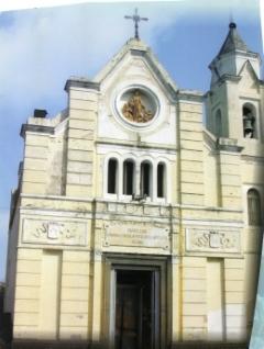 Chiesa Santa Maria Consolatrice degli Afflitti