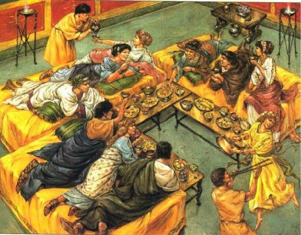 Pompei sabato 5 novembre 2016 negli scavi si manger il for Cibo romano