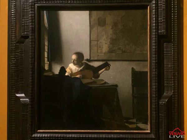 donna-con-il-liuto-jan-vermeer-capodimonte-napoli