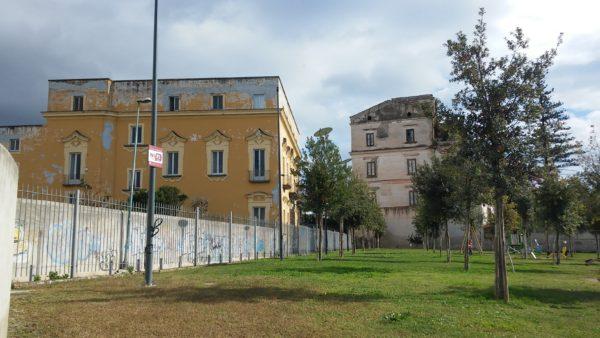 """Villa Ruggiero, Biblioteca Civica """"Giovanni Buonajuto"""""""