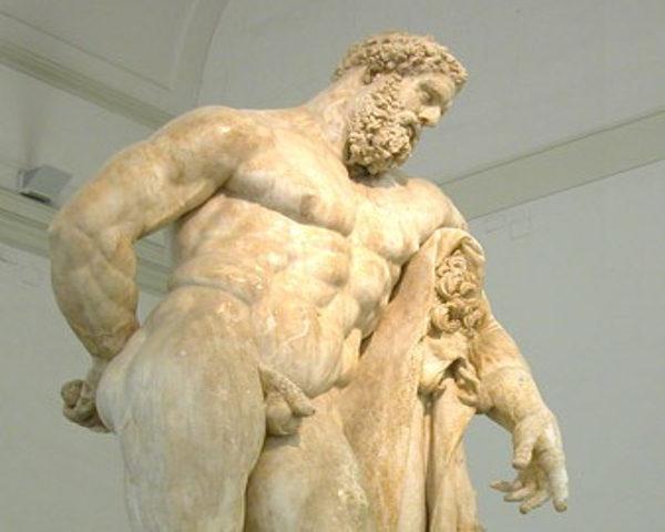 statua-ercole-farnese-napoli