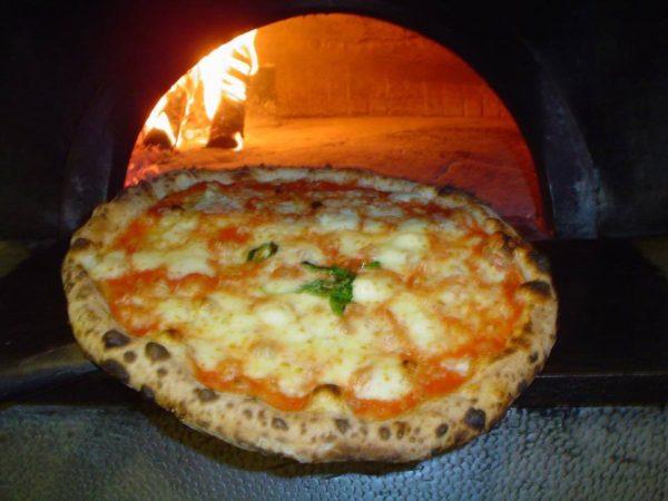 Pizza Margherita del Taratatà