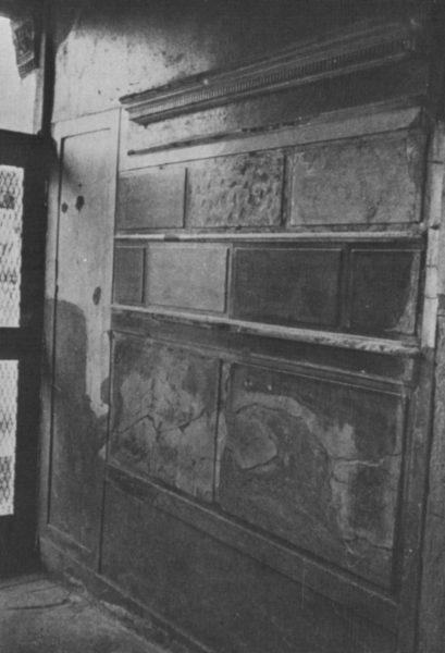 """Casa sannitica, Ercolano (tratto da """"L'arte dell'antichità classica"""")"""
