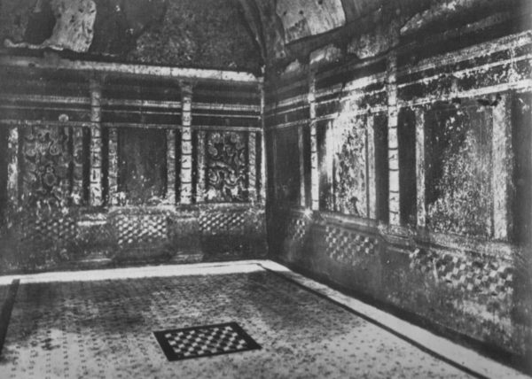 """Casa dei Grifi, Palatino, Roma (tratto da """"L'arte romana al centro del potere"""")"""